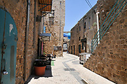The Old City of Acre, Israel