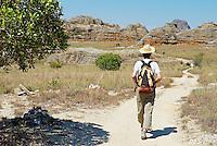Madagascar. Parc National de l'Isalo. // Madagascar. National Park of Isalo.
