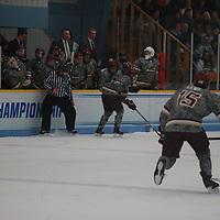 Men's Ice Hockey: Norwich University Cadets vs.  SUNY Geneseo