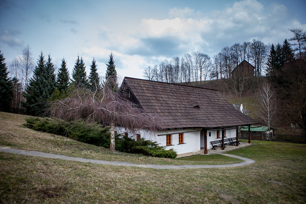 "House ""Na Sboru"". The Unitas Fratrum (Brüdergemeine/Moravian Church) was founded in Kunvald in 1457, when followers of the martyred Jan Hus (John Huss) found refuge on the estate of King George of Poděbrady. Kunvald is a village in 5 km north of Žamberk in the Ústí nad Orlicí District, Pardubice Region of the Czech Republic. It has over 1,000 inhabitants."