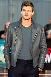 © Licensed to London News Pictures. 23/09/2016. JIM CHAPMAN attends the Swiss Army Man and Imperium film premier's  at the Empire Live gala screening, London, UK. Photo credit: Ray Tang/LNP
