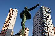 Havana_Cuba, 16 de Maio de 2011..Imagem Jose Marti, principal responsavel pelo processo de independencia de Cuba contra os espanhois, considerado o heroi nacional do pais..Imagen de José Martí, el principal nombre responsable por la independencia de Cuba contra los españoles, considerado héroe nacional del país..Foto: LEO DRUMOND / NITRO