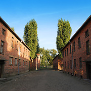Execution Courtyard between Block 10 and 11