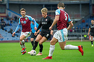 Barnsley midfielder Cameron McGeehan (8) during the The FA Cup 3rd round match between Burnley and Barnsley at Turf Moor, Burnley, England on 5 January 2019.