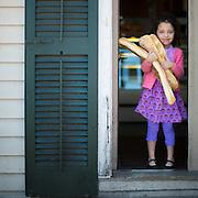 La Boulangerie fresh bread.