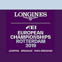 Team GBR - FEI European Championships 2019 - Rotterdam
