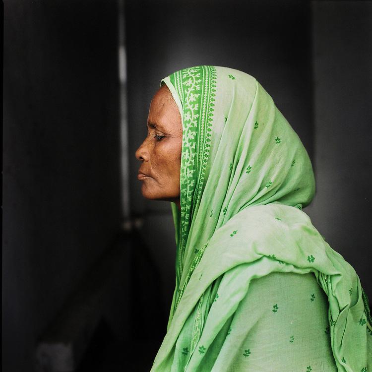 Asiya. Sirajganj, Bangladesh. August 2011.