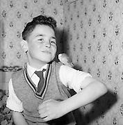 Sean Thomas, Hole in the Heart Operation..14.04.1961