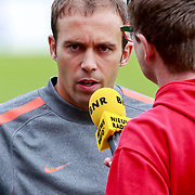 NLD/Katwijk/20110808 - Training Nederlands Elftal voor duel Engeland - Nederland, joris Mathijssen