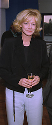 JANE PROCTER editor of Tatler at a party in London on 23rd September 1997.<br /> MBL 2 WO