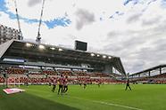 Brentford v Wycombe Wanderers 060920