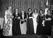 1959 – 25/06 Inauguration of Eamon de Valera as President