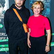 NLD/Hilversum/20191202 - Premiere Telefilms 2019, Anne-Chris Schulting en Wieger Windhorst