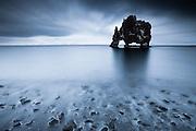 Hvítserkur in Húnaflói, north Iceland