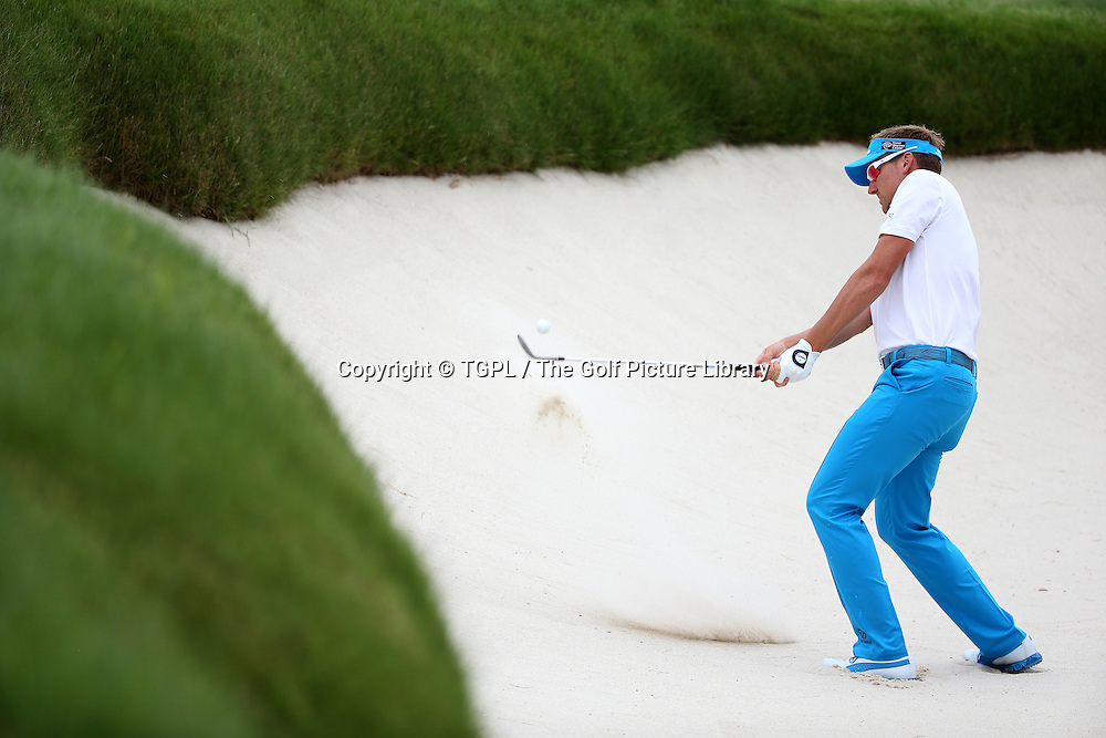 Ian POULTER (ENG) during fourth round  US Open Championship 2013,Merion,East Course,Ardmore,PA,USA.
