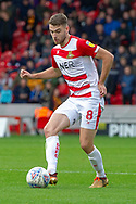 Doncaster Rovers midfielder Ben Whiteman during the EFL Sky Bet League 1 match between Doncaster Rovers and Bradford City at the Keepmoat Stadium, Doncaster, England on 22 September 2018.