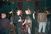 ADAM WAYMOUTH; ANNA BOGLIONE;,  18th birthday party for Ruby Boglione. Petersham House. London. 4 September 2010. -DO NOT ARCHIVE-© Copyright Photograph by Dafydd Jones. 248 Clapham Rd. London SW9 0PZ. Tel 0207 820 0771. www.dafjones.com.