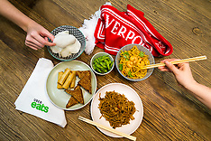 2018-03-27 SWNS - Freuds - Uber Eats Champions League promo shots