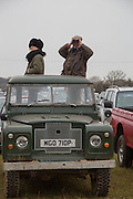 TILLY MILLER-MUNDY; MARTIN STRUTT; , Heythrop Point to Point. At a  new course at Cocklebarrow near Aldsworth. 11 January 2014