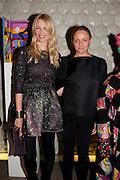 CLAUDIA SCHIFFER; STELLA MCCARTNEY; , Vogue: Fashion's Night Out: Stella McCartney. Stella McCartney, 30 Bruton Street, London. 8 September 2010.  -DO NOT ARCHIVE-© Copyright Photograph by Dafydd Jones. 248 Clapham Rd. London SW9 0PZ. Tel 0207 820 0771. www.dafjones.com.