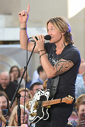 August 2, 2018 - New York, NY, USA - July 27, 2018 New York City..Keith Urban performing on NBC's Today Show at Rockefeller Plaza on July 27, 2018 in New York City. (Credit Image: © Kristin Callahan/Ace Pictures via ZUMA Press)