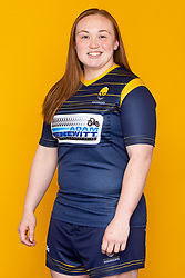 Laura Keates of Worcester Warriors Women - Mandatory by-line: Robbie Stephenson/JMP - 27/10/2020 - RUGBY - Sixways Stadium - Worcester, England - Worcester Warriors Women Headshots