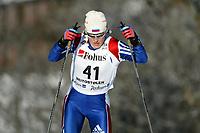 Langrenn, 22. november 2003, Verdenscup Beitostølen,  Lillia Vasilieva, Russland
