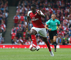 July 30, 2017 - London, England, United Kingdom - Arsenal's Danny Welbeck..during Emirates Cup match between Arsenal  against Savilla FC   at The Emirates Stadium in north London on July 30, 2017, the game is one of four matches played over two days for the Emirates Cup. (Credit Image: © Kieran Galvin/NurPhoto via ZUMA Press)