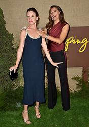 Juliette Lewis and Jennifer Garner attend HBO's Los Angeles premiere of Camping at Paramount Studios on October 10, 2018 in Los Angeles, California. Photo by Lionel Hahn/ABACAPRESS.COM