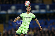 Cameron Humphreys of Manchester City in action. The Emirates FA Cup, 5th round match, Chelsea v Manchester city at Stamford Bridge in London on Sunday 21st Feb 2016.<br /> pic by John Patrick Fletcher, Andrew Orchard sports photography.