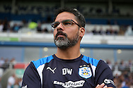David Wagner, the Huddersfield Town manager looks on from the touchline .EFL Skybet  championship match, Reading  v Huddersfield Town at The Madejski Stadium in Reading, Berkshire on Saturday 24th September 2016.<br /> pic by John Patrick Fletcher, Andrew Orchard sports photography.
