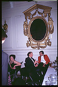 Cheltenham Hunt Ball. Cheltenham Town hall. 1984 approx. SUPPLIED FOR ONE-TIME USE ONLY> DO NOT ARCHIVE. ? Copyright Photograph by Dafydd Jones 248 Clapham Rd.  London SW90PZ Tel 020 7820 0771 www.dafjones.com