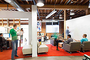 2013 May 03 - Interiors of Archrival's office in Lincoln, NE.