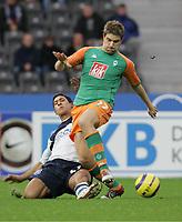 v.l. Malik FATHI, Ivan KLASNIC Bremen<br /> Bundesliga Hertha BSC - Werder Bremen 1:1