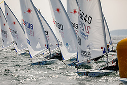 , Laser Radial Youth Worlds 19. - 25.08.2018, Laser Radial W - unsortiert 23.08.2018