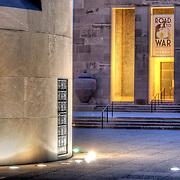 Liberty Memorial and the National World War I Museum in Kansas City, Missouri.