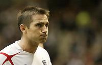 Photo: Aidan Ellis.<br /> England v Andorra. European Championships 2008 Qualifying. 02/09/2006.<br /> England's Frank Lampard