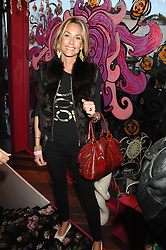 LISA BUTCHER at the launch party for the shop 'Lost in Beauty' 117 Regents Park Road, London NW1 on 22nd April 2008.<br />