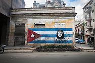Che Guevara mural, Havana, Cuba
