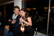 RICHARD WELLING; BONNIE MEREDITH, Celebrate the second guest editors issue. Pre-launch of  Paramount at Centrepoint.London 16 September 2008. *** Local Caption *** -DO NOT ARCHIVE-© Copyright Photograph by Dafydd Jones. 248 Clapham Rd. London SW9 0PZ. Tel 0207 820 0771. www.dafjones.com.