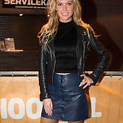 NLD/Amsterdam/20160202 - Uitreiking 100% NL Awards 2015, Jessie Jazz Vuijk