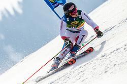 CAVIEZEL Gino of Switzerland competes during the Audi FIS Alpine Ski World Cup Men's Giant Slalom 58th Vitranc Cup 2019 on March 9, 2019 in Podkoren, Kranjska Gora, Slovenia. Photo by Matic Ritonja / Sportida