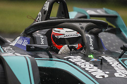 October 19, 2018 - Valencia, Spain - 20 EVANS Mitch (nz), Panasonic Jaguar Racing Team during the Formula E official pre-season test at Circuit Ricardo Tormo in Valencia on October 16, 17, 18 and 19, 2018. (Credit Image: © Xavier Bonilla/NurPhoto via ZUMA Press)
