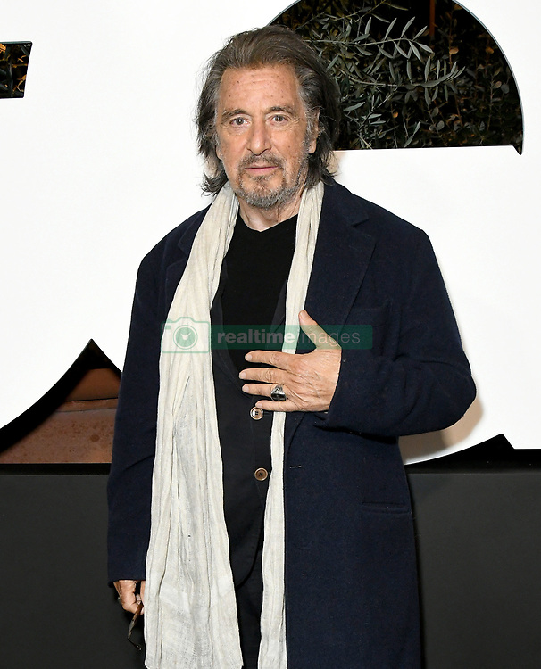 December 5, 2019, West Hollywood, California, USA: 05 December 2019 - West Hollywood, California - Al Pacino. 2019 GQ Men Of The Year held at The West Hollywood Edition. (Credit Image: © Birdie Thompson/AdMedia via ZUMA Wire)