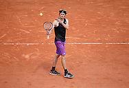 Alexander Zverev of Germany during day 4 of the French Open 2021, Grand Slam tennis tournament on June 2, 2021 at Roland-Garros stadium in Paris, France - Photo Jean Catuffe / ProSportsImages / DPPI