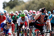 Brent Bookwalter (USA - BMC) , during the UCI World Tour, Tour of Spain (Vuelta) 2018, Stage 8, Linares - Almaden 195,1 km in Spain, on September 1st, 2018 - Photo Luis Angel Gomez / BettiniPhoto / ProSportsImages / DPPI