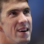 Swimming - Olympics: Day 4  Michael Phelps of the United States sheds a tear as he parades with his gold medal after winning the Men's 200m Butterfly Final during the swimming competition at the Olympic Aquatics Stadium August 9, 2016 in Rio de Janeiro, Brazil. (Photo by Tim Clayton/Corbis via Getty Images)