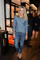 OLIVIA COX at the launch of the new Rituals store at 29 James Street, Covent Garden, London on 1st September 2016.