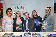 NO FEE PICTURES<br /> 25/1/19 Visit USA pictured at the Holiday World Show 2019 at the RDS Simmonscourt in Dublin. Picture; Arthur Carron
