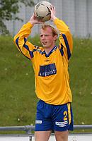 Fotball, NM, Cup Trondheim 26.05.2004, Strindheim - Fana 5-2, Håkon André Barli, Strindheim<br />Foto: Carl-Erik Eriksson, Digitalsport